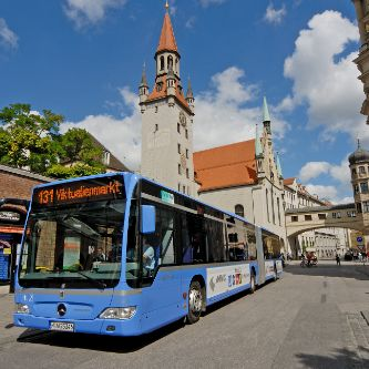 Bus Mercedes Citaro