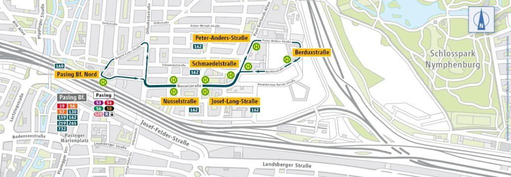 Neuer Bus fürs neue Stadtviertel: Linie 161 zur Berduxstraße geht on