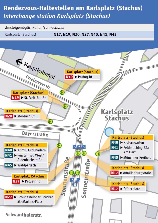 Mvg Nachtlinien Münchner Verkehrsgesellschaft Mbh