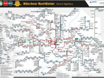 Mvv Karte.Pläne Münchner Verkehrsgesellschaft Mbh
